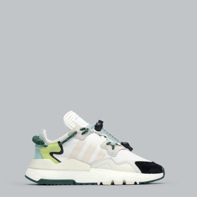 Originals Hvid Nite Jogger sko