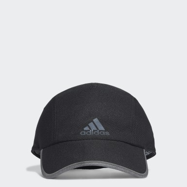 Tennis Black AEROREADY Runner Mesh Cap