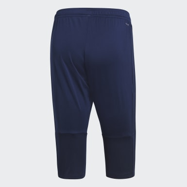 Calças 3/4 Condivo 18 Azul Homem Futebol