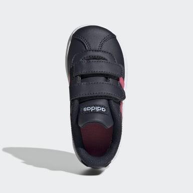 Bebek Sport Inspired Mavi VL Court 2.0 Ayakkabı