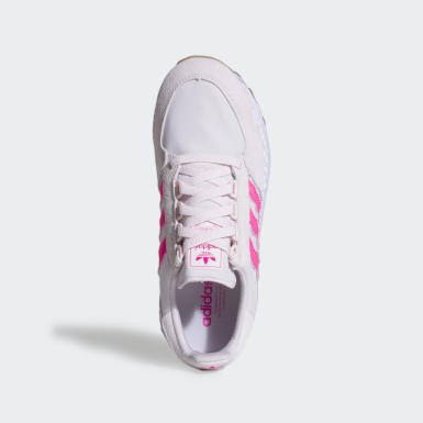 Women Originals Pink Forest Grove Shoes