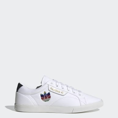 Women Originals White adidas Sleek Lo Shoes