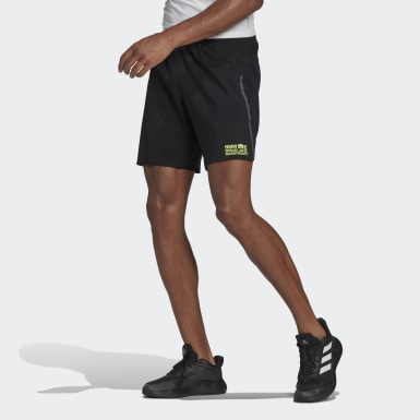 Short da running Equipment Nero Uomo Running