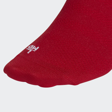 Training Red Alphaskin Ultralight Crew Socks