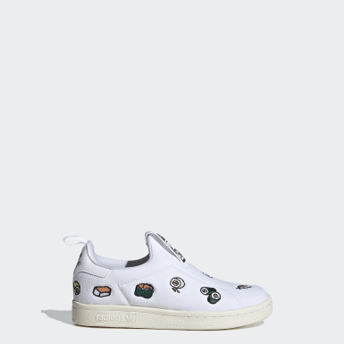Kids Originals White Stan Smith 360 Shoes