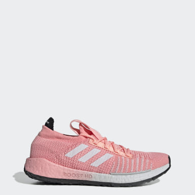 Kadın Koşu Pembe Pulseboost HD Ayakkabı