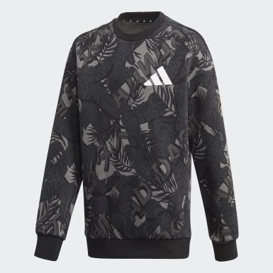 Sudadera Cuello Redondo adidas Athletics Pack