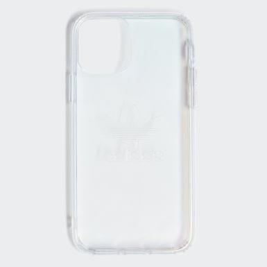 Coque Protective Clear iPhone 2019 5.8 rose Originals