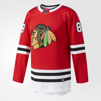 Maillot Blackhawks Domicile Authentique Pro