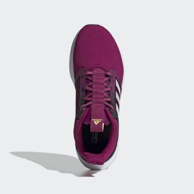 Women Running Purple Energy Falcon X Shoes