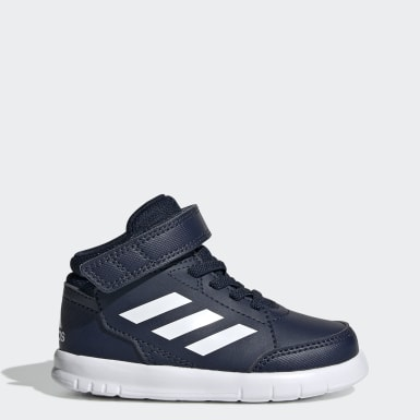 Børn Løb Blå AltaSport Mid sko