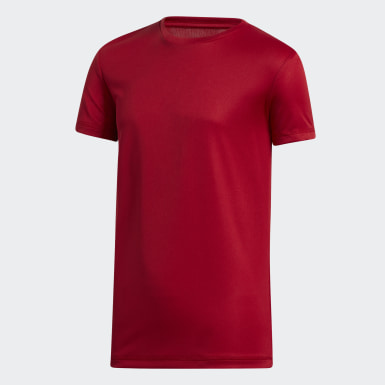 Youth Training Red Tee