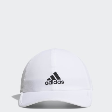 Men's Training White Superlite Hat