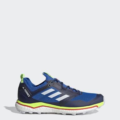 Heren TERREX Blauw Terrex Agravic XT Trail Running Schoenen