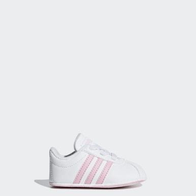Sapatos VL Court 2.0 Branco Raparigas Lifestyle