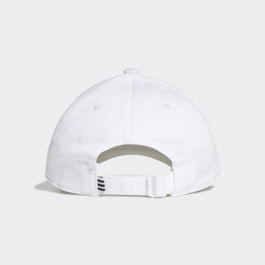 Originals Trefoil Baseball Kappe Weiß
