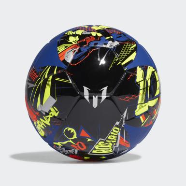 Mini ballon Messi bleu Hommes Soccer