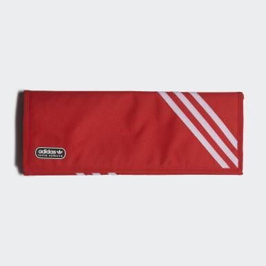 Bolsa de Mano Three-Fold Lotta Volkova Rojo Mujer Originals