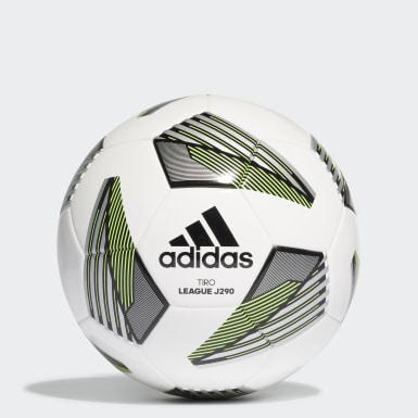 Bola Tiro League Junior 290 Branco Criança Futebol