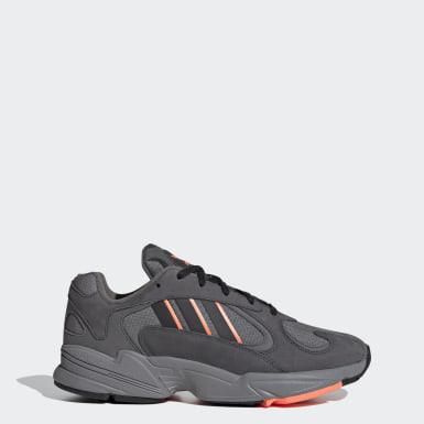 Yung-1 sko Grå