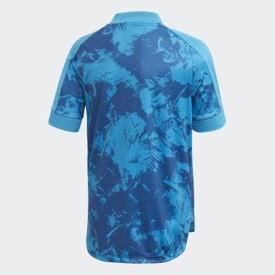 Camiseta Condivo 20 Primeblue Azul Niño Training