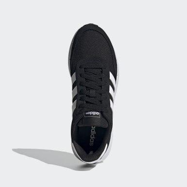 ผู้ชาย Sport Inspired สีดำ รองเท้า Run 60s 2.0