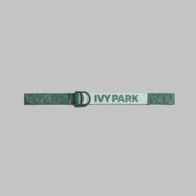 Cintura Logo Verde Originals