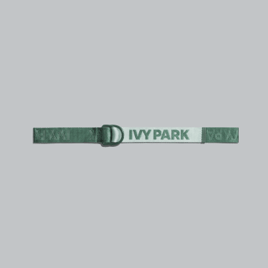 Originals Green Logo Belt