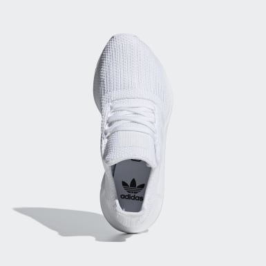 Børn Originals Hvid Swift Run sko