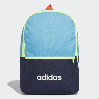 Mochila Clássica Azul Criança Athletics