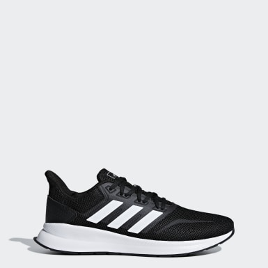 Erkek Koşu Black Runfalcon Ayakkabı