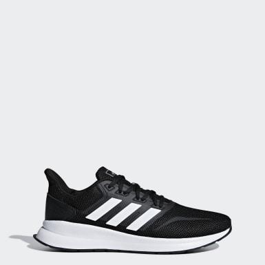 Hardlopen Zwart Runfalcon Schoenen
