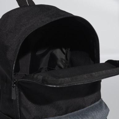 ไลฟ์สไตล์ สีดำ กระเป๋าเป้ทรงคลาสสิกสไตล์สตรีท