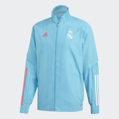 Heren Voetbal Turquoise Real Madrid Presentation Jack