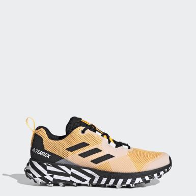 Sapatos de Trail Running Two TERREX Dourado Homem TERREX