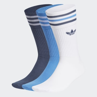 Originals Vit Crew Socks