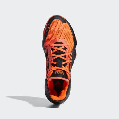 оранжевый Баскетбольные кроссовки D.O.N. Issue #1