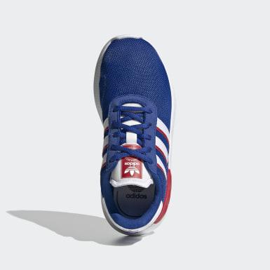 Kinderen Originals Blauw LA Trainer Lite Schoenen