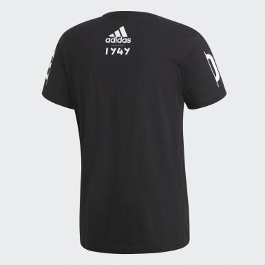 Camiseta Adi 360 Negro Hombre Athletics