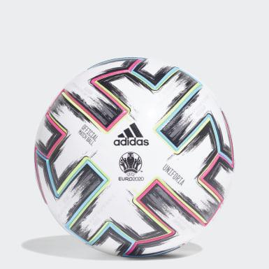 Ballon de football Uniforia Pro blanc Hommes Soccer
