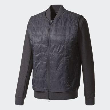 серый Куртка-бомбер wings + horns