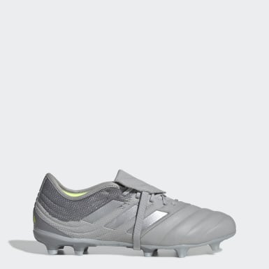 Men's Soccer Grey Copa Gloro 20.2 Firm Ground Cleats