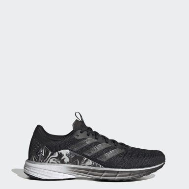 Women Running Black SL20 Glam Pack Shoes