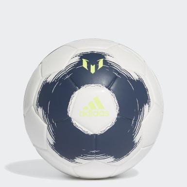 Minibalón Messi (UNISEX) Azul Fútbol