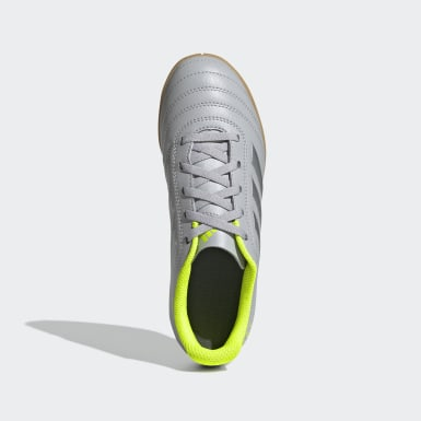 Chaussure Copa 20.4Indoor gris Enfants Soccer