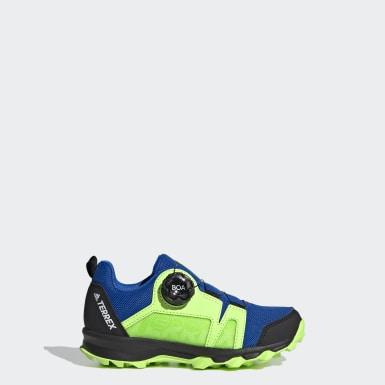 Chaussure de randonnée Terrex Boa Bleu Enfants TERREX