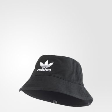 Gorro adicolor Bucket Negro Originals