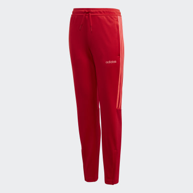 Youth Training Red Sereno Training Pants