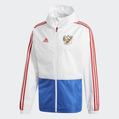 белый Куртка-дождевик Россия