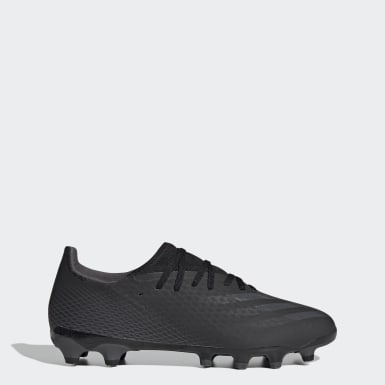 Fotboll Svart X Ghosted.3 Multi-Ground Boots